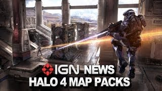 IGN News - Halo 4 Map Pack Details & Release Dates