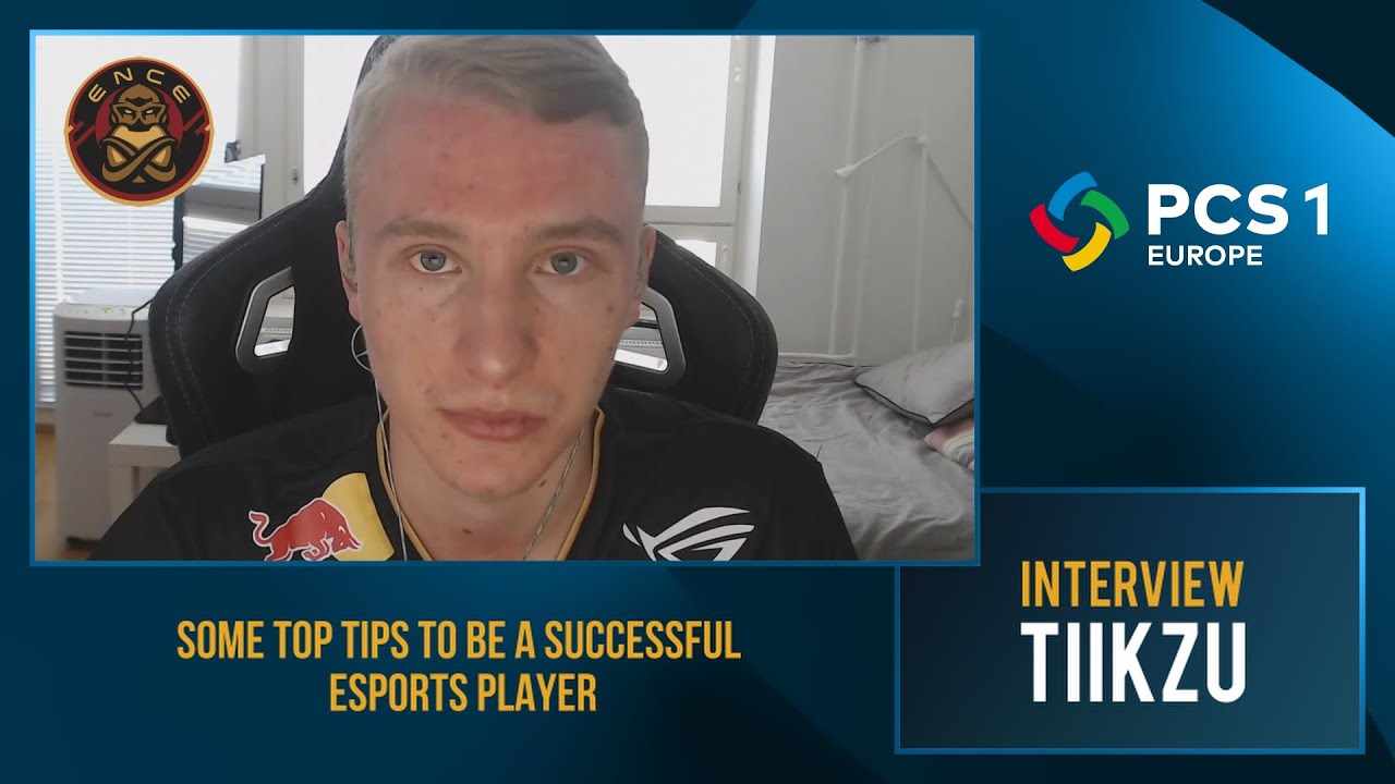 Ask Me Anything | Meet ENCE's Tiikzu
