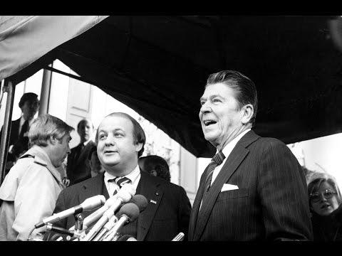 James Brady, Ronald Reagan's press secretary, dies at 73