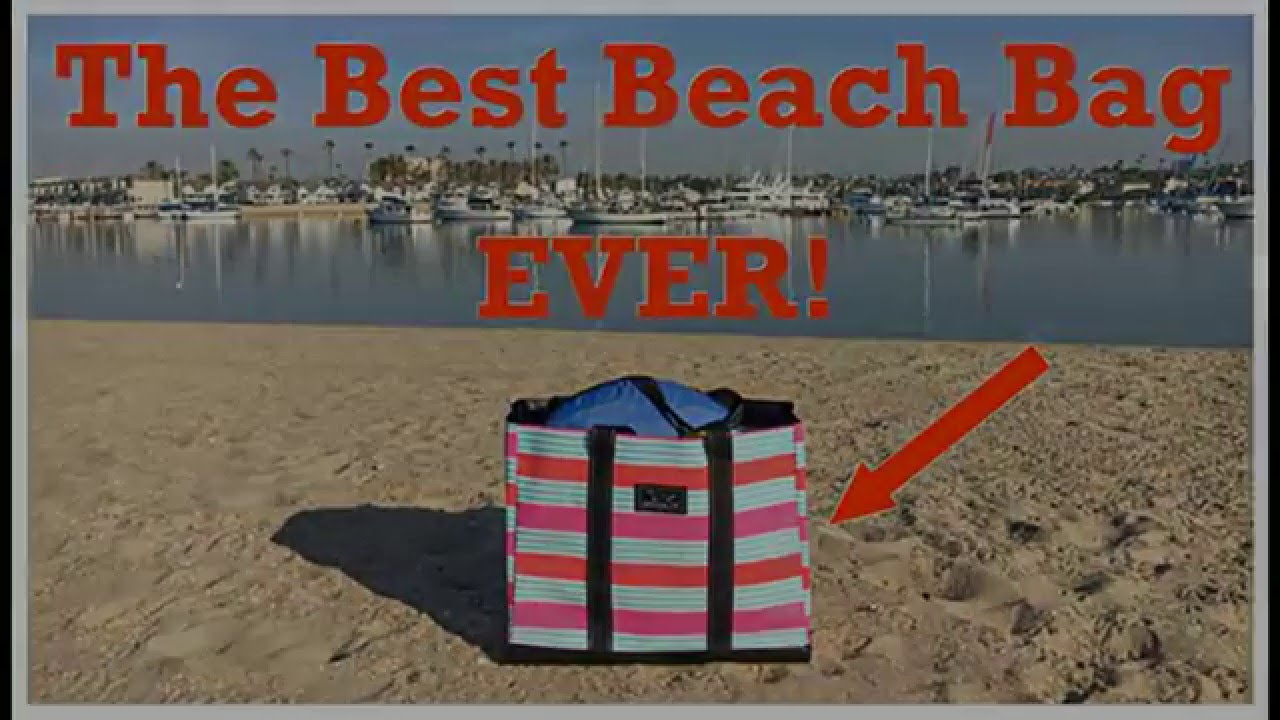 The Best Beach Bag Ever - By Lando Fehrenbach - YouTube