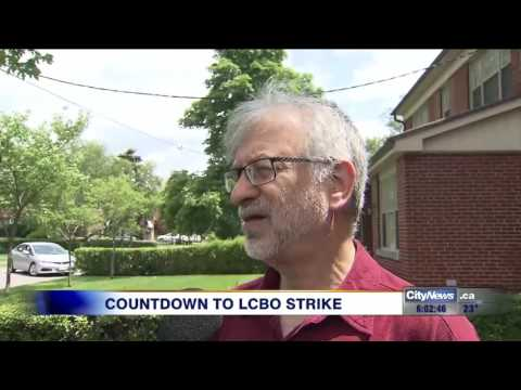 Video: Possible LCBO Strike Looms Ahead Of Canada Day Holiday