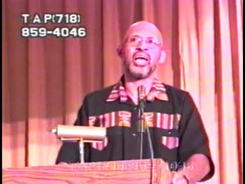 Anthony Browder: African Spirituality And Religion