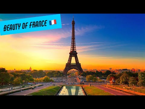 Beauty of France | Top 10 places to visit in France | vlogger Abdullah Fakhar