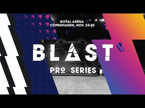 Blast Pro Series - Royal Arena Copenhagen