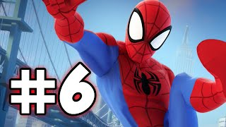 DISNEY INFINITY 2 MARVEL SUPERHEROES - ULTIMATE SPIDER-MAN PLAYSET - PART 6