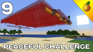 Peaceful Challenge #9: Vine Farm For Bonemeal And Sweetberry Farm