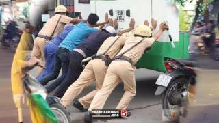 Hình ảnh đẹp Cảnh sát giao thông   Việt Nam