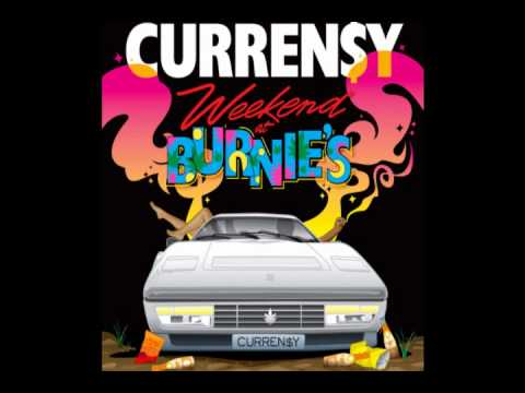 Jets Go - Currensy - Weekend at Burnie's *NEW*
