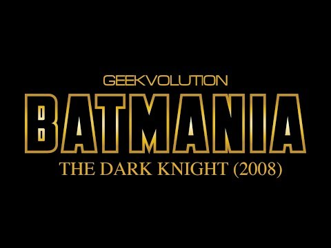 Batmania Day 15   The Dark Knight