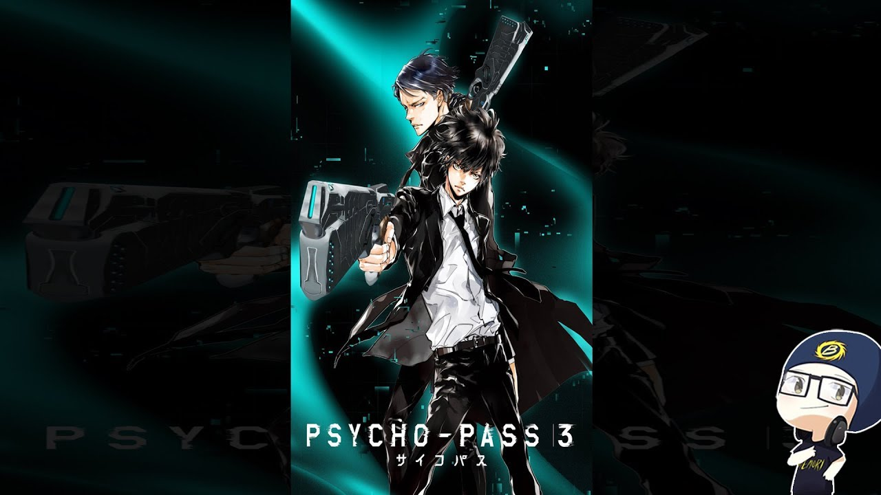 Even More Psycho Pass Anime Is Coming Season 3 Confirmed Youtube