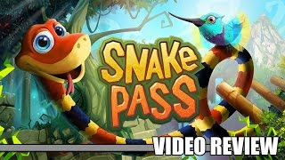 Review: Snake Pass (PlayStation 4, Xbox One, Switch & Steam) – Defunct Games
