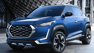 2020 NISSAN MAGNITE SUV Official Teaser Video Launched