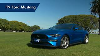 Imagination Media Web | John Hughes Test Drive - Ford Mustang Promo