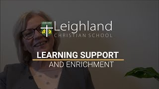 Our Learning Enrichment and Support Centre -  Mrs McLean