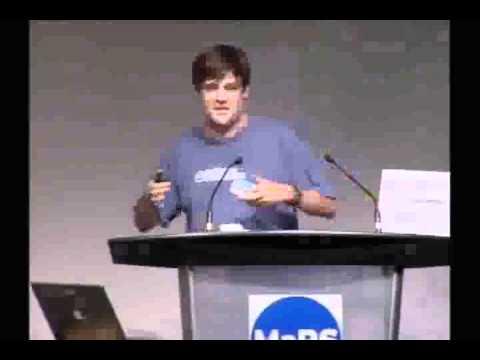 Michael Nielsen on Open Science, July 2009