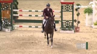 Baltic Horse Show 2013 - Prfg.9 HM Zukunftspreis - Sieger Christian Hess mit Carl Louis