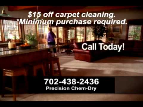 Precision Chem-Dry Carpet Cleaning Las Vegas NV
