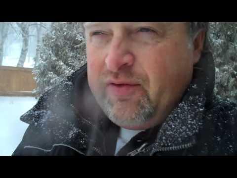Blizzard Warning for Duluth til 6pm: Karl Spring