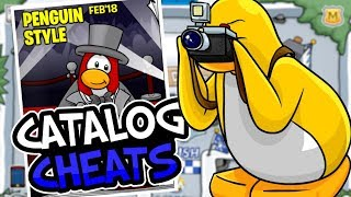 February Penguin Style Catalog Cheats + NEW PIN - CP Rewritten