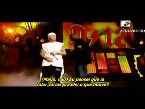 "D12 - My Band ""Ao Vivo VMA MTV 2004"" [Legendado]"