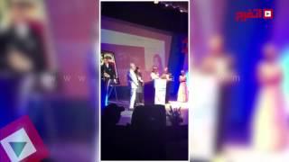 منة شلبي أفضل ممثلة في مهرجان تطوان عن دورها في فيلم نوارة (فيديو)