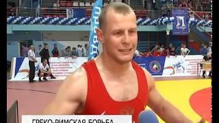 Международный турнир по борьбе собрал в Белгороде 250 спортсменов