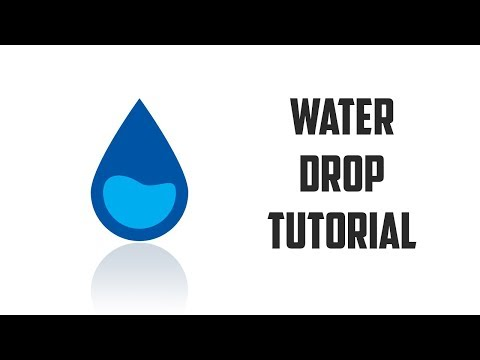 How to Make Water Drop in Photoshop   Adobe Photoshop CC Tutorial   Shahariar Sajal thumbnail
