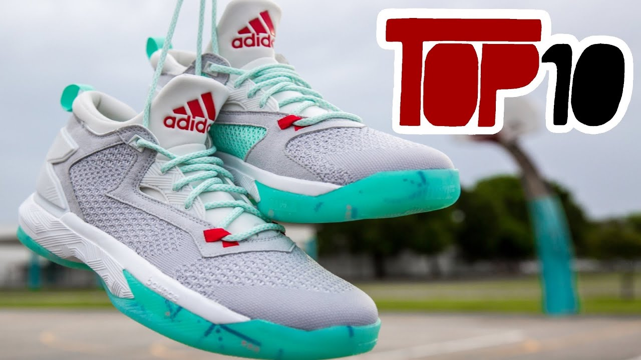 new style 660df 69173 Top 10 Adidas Lillard 2 Shoes Of 2016