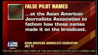 Asian Airplane Crash & Fake Pilot Name !