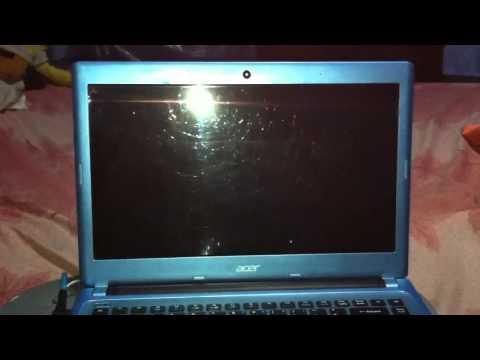 Acer Aspire V5-431 SSD Upgrade Windows 10