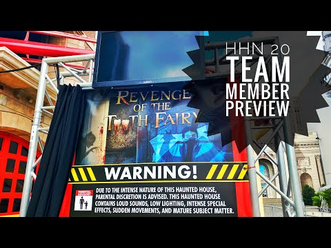 Halloween Horror Nights Team Member Preview 2020 FOOD AND WINE FESTIVAL 2020 EPCOT   YouTube