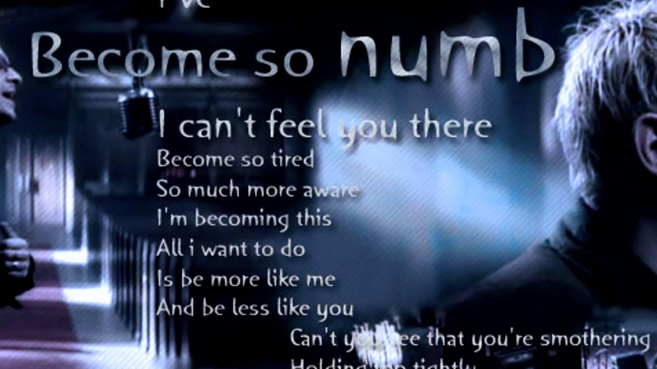 Sad Wallpaper Full Hd Linkin Park Numb Lyrics Video Youtube
