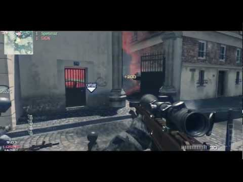 MARIO MW3 Montage   by Liam and Rob