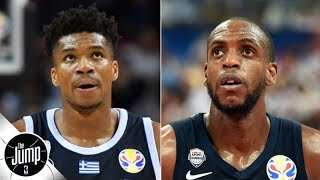 Team USA vs. Greece preview: How will Giannis be defended at the 2019 FIBA World Cup | The Jump