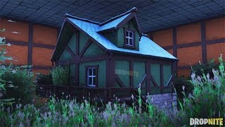 ESCAPE GRANDMA'S HOUSE - Fortnite Creative Map Codes
