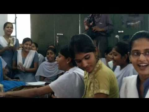 Traditional Rajasthani Folksong - Sung by The Bikaner School for Girls music class