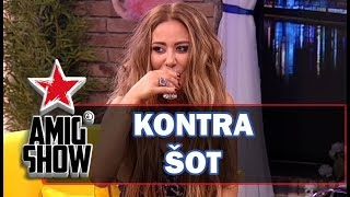 Kontra Šot - Ana Nikolić (Ami G Show S12)