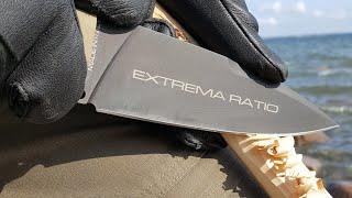 Нож SHRAPNEL ONE Extrema Ratio. Open Air.