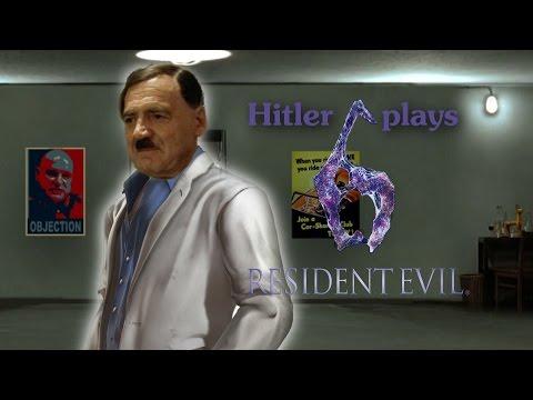 Hitler plays Resident Evil 6 |