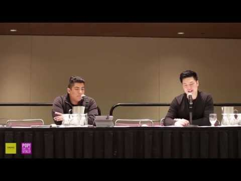 Toronto Kpop Con Panel: Q & A With Clinton Lau (Super Junior Henry's Older Brother)