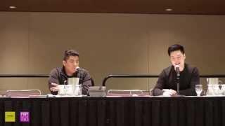 Toronto Kpop Con Panel: Q & A With Clinton Lau (Super Junior Henry