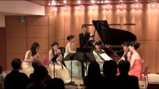トゥイレ : 六重奏曲 作品6 - III. Gavotte : Andante, quasi allegretto