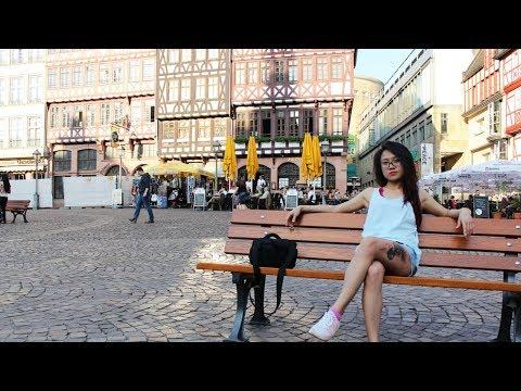 Châu Âu Du Kí - Europe Trip 1 - Römerberg - Alte Oper In Frankfurt Am Main