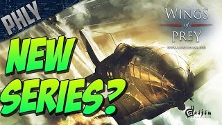 PRE ALPHA WAR THUNDER (Wings Of Prey Gameplay)