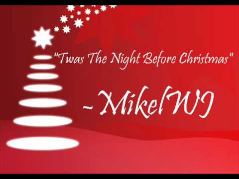 Twas The Night Before Christmas (Rap Remix)