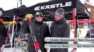 2014 ka stle fx84 ski test with trip fulreader