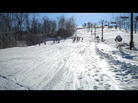 The St Michael School of Clayton: Hidden Valley Ski Trip 2013