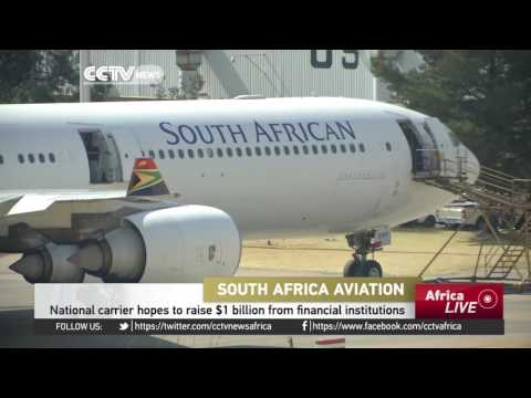 South Africa national carrier hopes to raise $1 billion from financial institutions