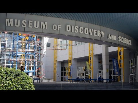 Coupon museum of discovery and science fort lauderdale