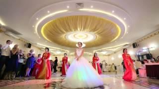 Танец невесты 20.09.2014г г.Пятигорск